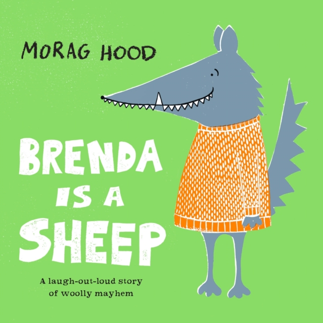 Cover for: Brenda Is a Sheep