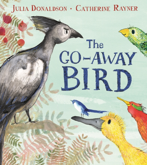 Cover for: The Go-Away Bird