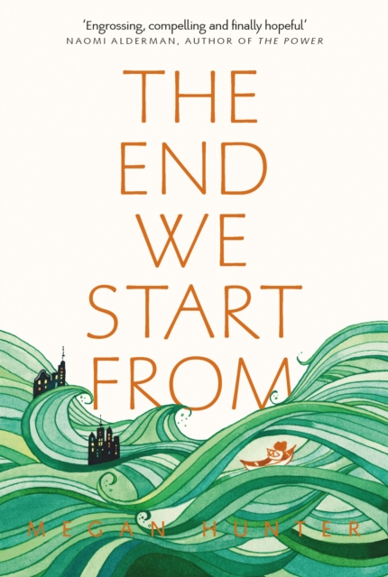 Cover for: The End We Start From