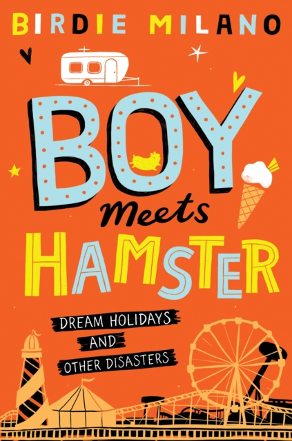 Cover for: Boy Meets Hamster