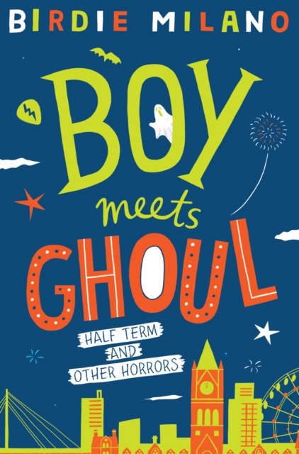 Cover for: Boy Meets Ghoul