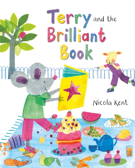 Cover for: Terry and the Brilliant Book