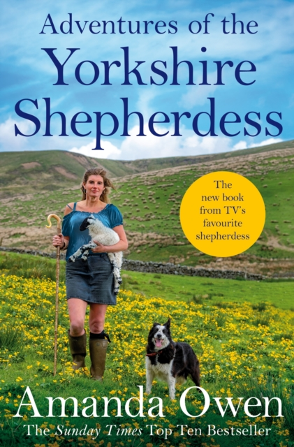 Cover for: Adventures Of The Yorkshire Shepherdess