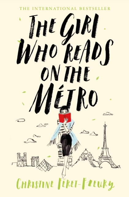 Cover for: The Girl Who Reads on the Metro