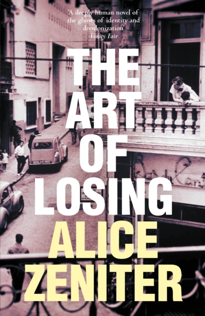 Cover for: The Art of Losing