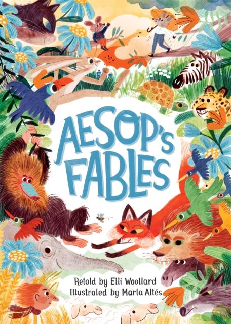 Image for Aesop's Fables, Retold by Elli Woollard