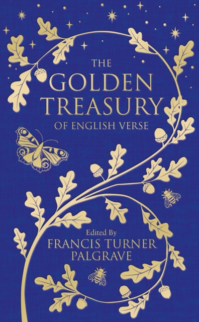 Cover for: The Golden Treasury : Of English Verse