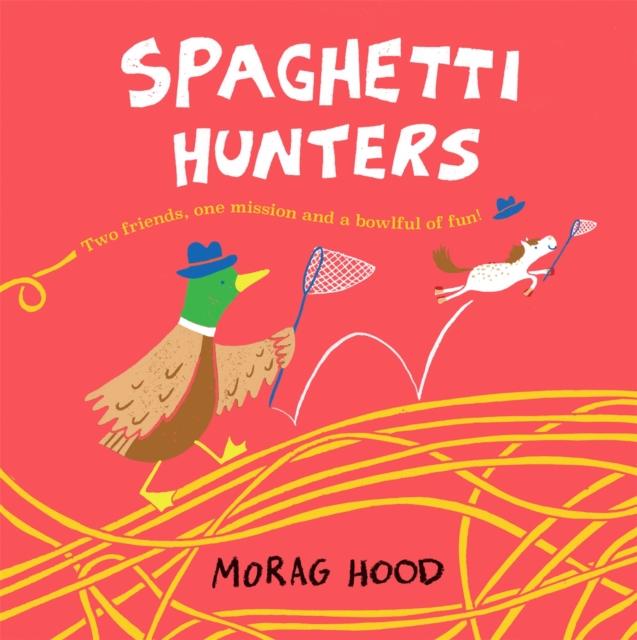 Cover for: Spaghetti Hunters