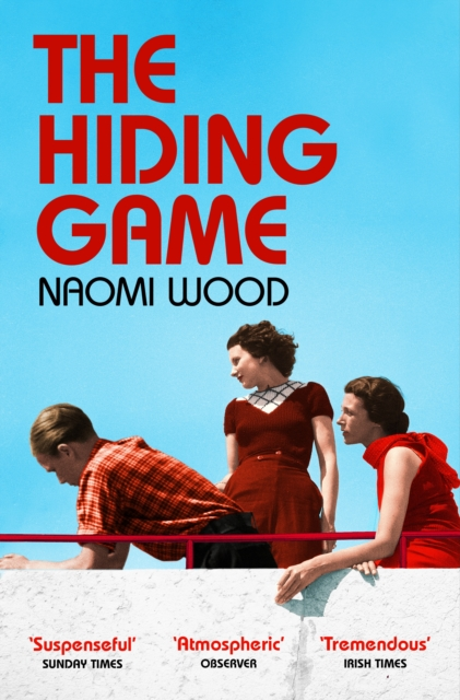 Cover for: The Hiding Game
