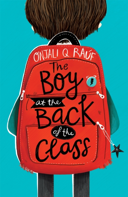 Cover for: The Boy At the Back of the Class
