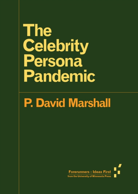 Cover for: The Celebrity Persona Pandemic
