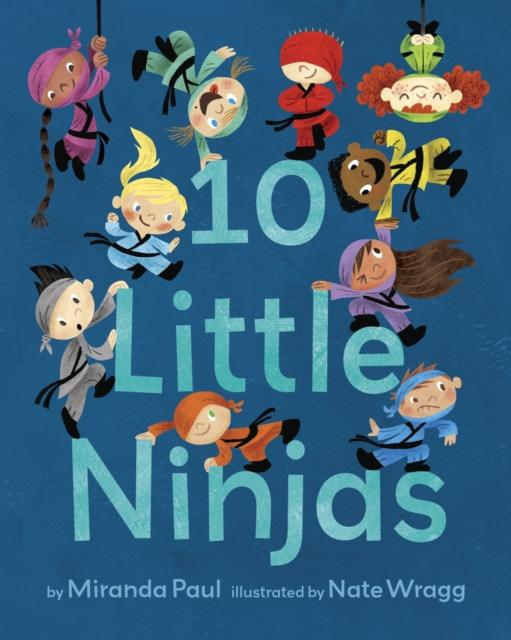 Cover for: 10 Little Ninjas