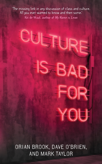 Cover for: Culture is Bad for You : Inequality in the Cultural and Creative Industries