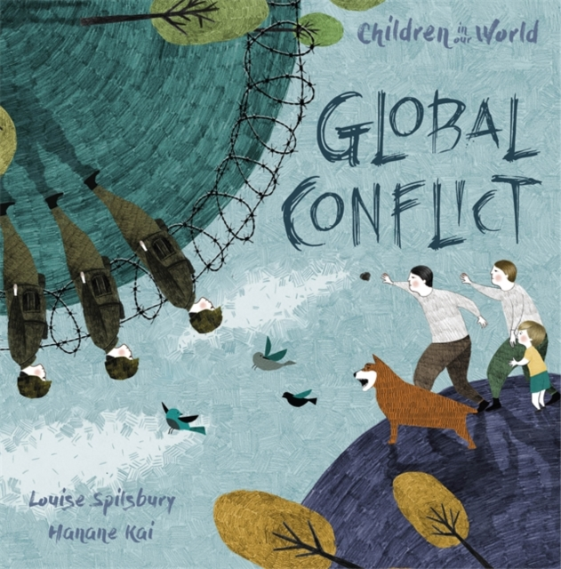 Cover for: Children in Our World: Global Conflict