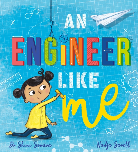 Cover for: An Engineer Like Me