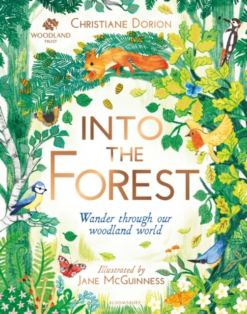 Image for The Woodland Trust: Into The Forest
