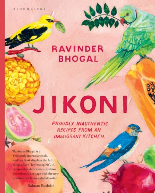 Cover for: Jikoni : Proudly Inauthentic Recipes from an Immigrant Kitchen