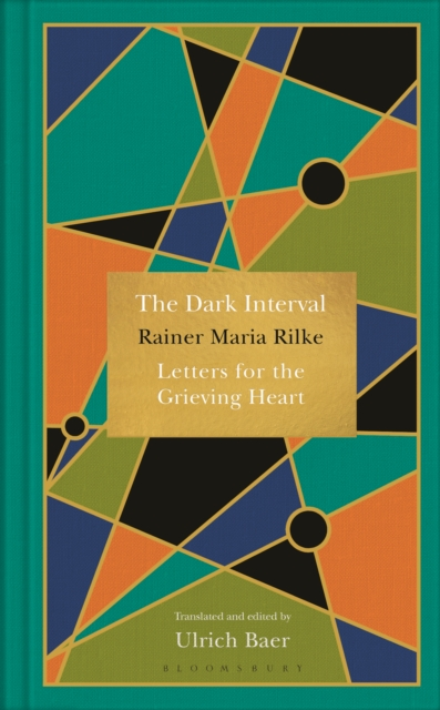 Cover for: The Dark Interval : Letters for the Grieving Heart