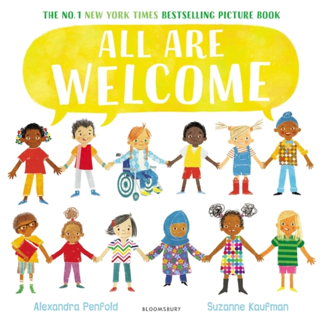 Cover for: All Are Welcome