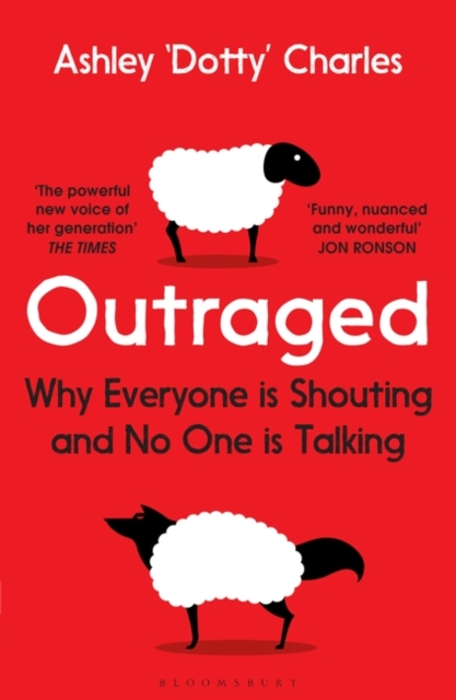 Image for Outraged : Why Everyone is Shouting and No One is Talking