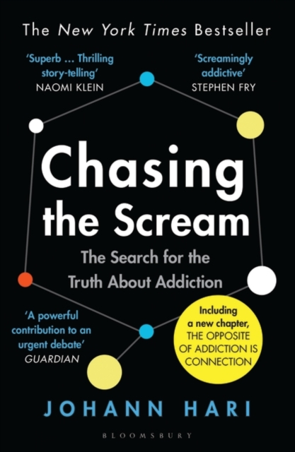 Cover for: Chasing the Scream : The Search for the Truth About Addiction