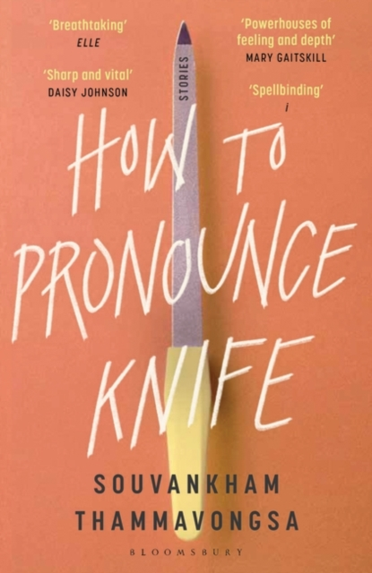 Image for How to Pronounce Knife