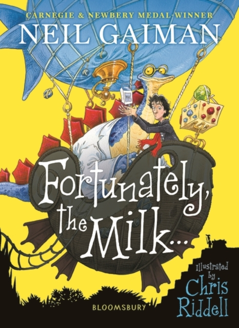 Image for Fortunately, the Milk . . .