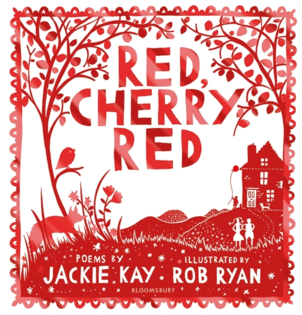 Cover for: Red, Cherry Red
