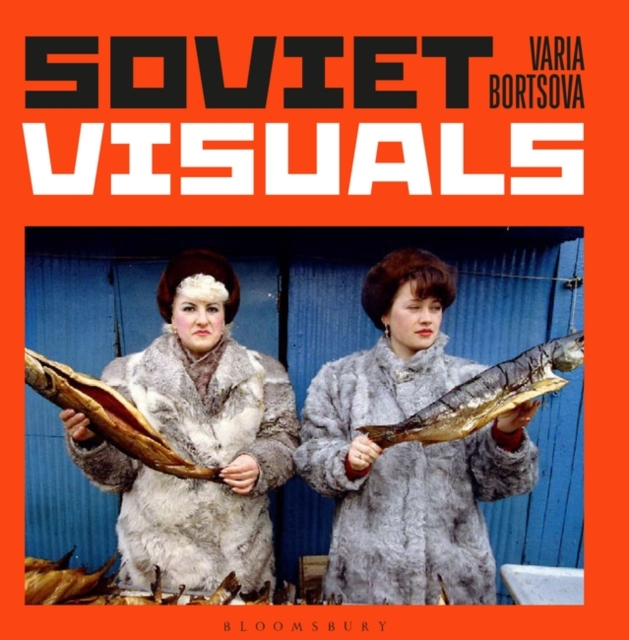Cover for: Soviet Visuals