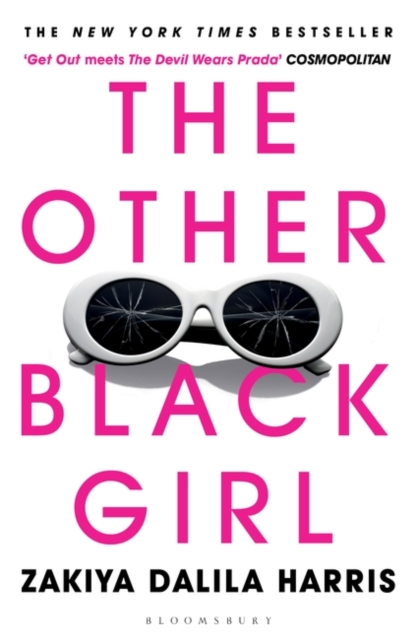 Image for The Other Black Girl : 'Get Out meets The Devil Wears Prada' Cosmopolitan