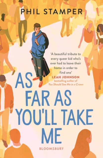 Cover for: As Far as You'll Take Me