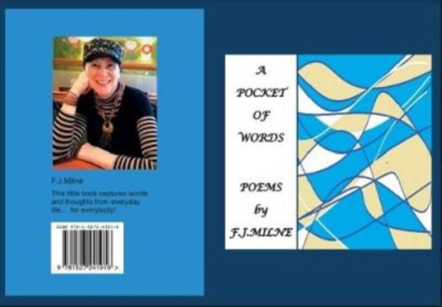 Image for A A Pocket of Words Poems by F.J.milne