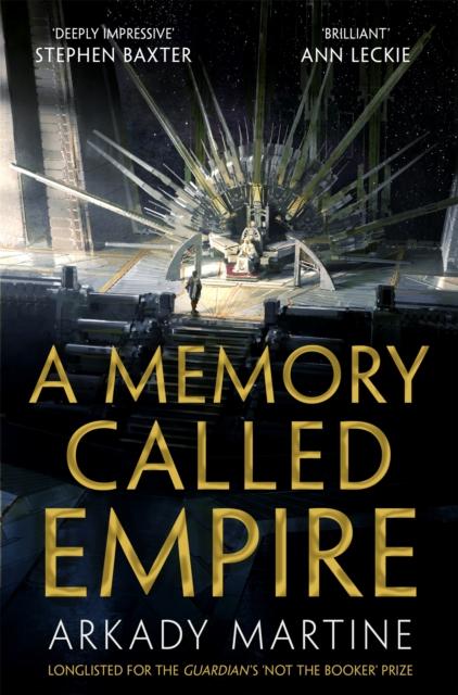 Image for A Memory Called Empire : Winner of the 2020 Hugo Award for Best Novel