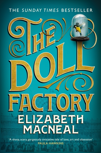 Cover for: The Doll Factory