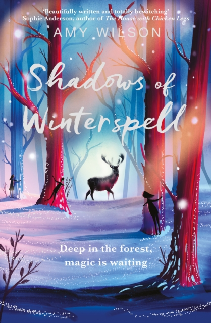 Cover for: Shadows of Winterspell