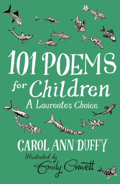 Image for 101 Poems for Children Chosen by Carol Ann Duffy: A Laureate's Choice