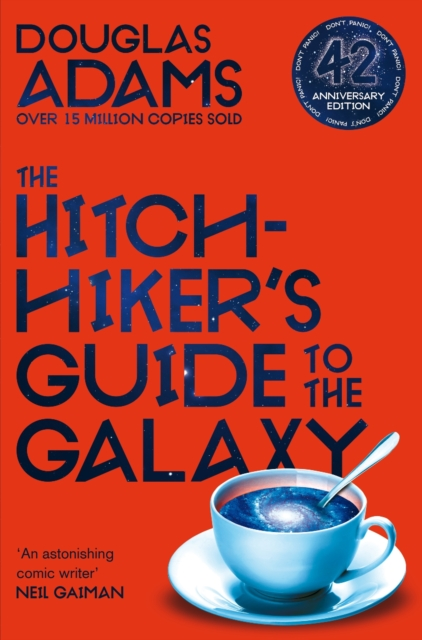 Image for The Hitchhiker's Guide to the Galaxy : 42nd Anniversary Edition