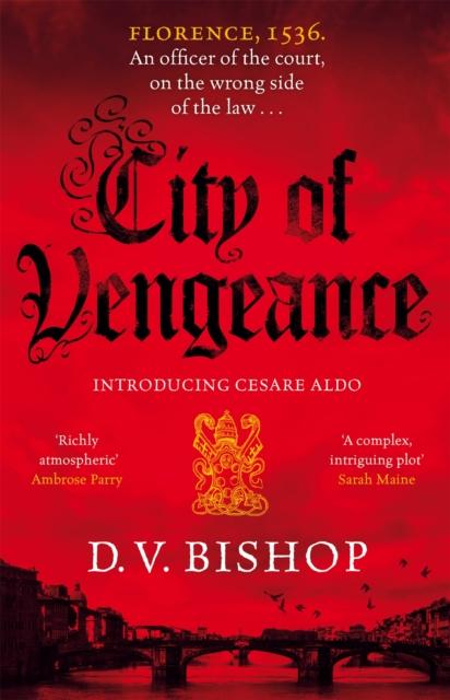 Cover for: City of Vengeance
