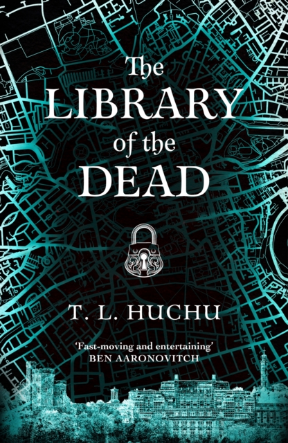 Cover for: The Library of the Dead