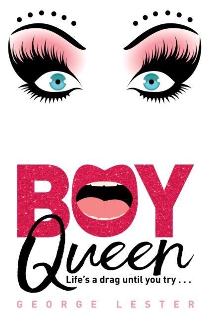 Cover for: Boy Queen