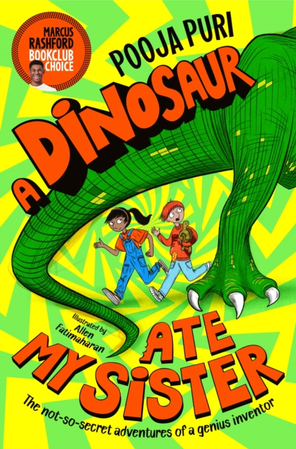 Image for A Dinosaur Ate My Sister