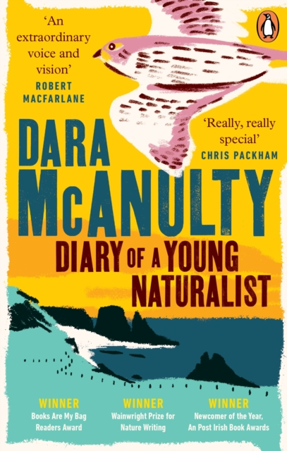 Image for Diary of a Young Naturalist : Winner of the Wainwright Prize for Nature Writing 2020