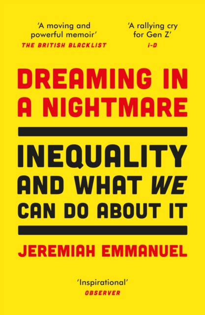 Image for Dreaming in a Nightmare : Inequality and What We Can Do About It