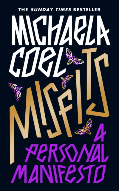 Cover for: Misfits : A Personal Manifesto - by the creator of 'I May Destroy You'