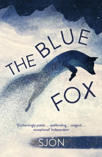 Cover for: The Blue Fox