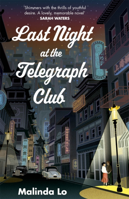 Image for Last Night at the Telegraph Club
