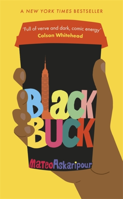 Cover for: Black Buck