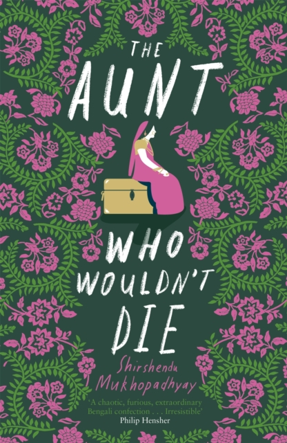 Cover for: The Aunt Who Wouldn't Die