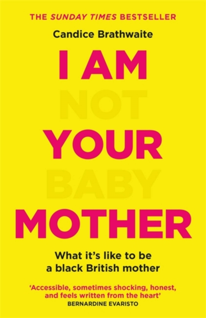 Image for I Am Not Your Baby Mother