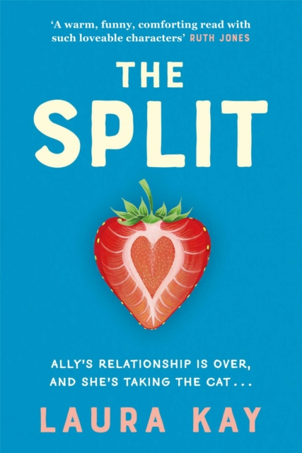Cover for: The Split